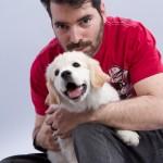 Federico e Lea, fotografare cuccioli è una passione
